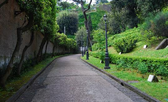Passeggiata al Parco Virgiliano